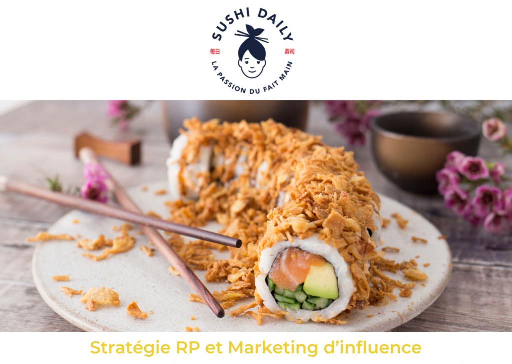 Stratégie Référence Sushi Daily